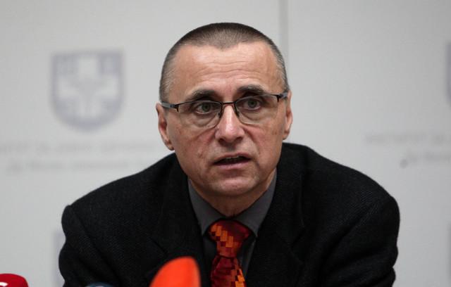 Marijan Ivanuša, šef SZO za Srbiju