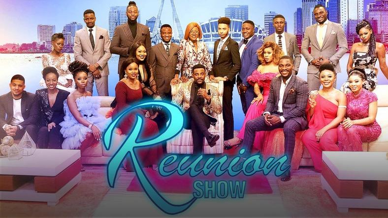 Ebuka Obi-Uchendu and 19 ex-housemates of BBNaija Double Wahala ready for Big Brother Naija Reunion show [Twitter/Big Brother Naija]
