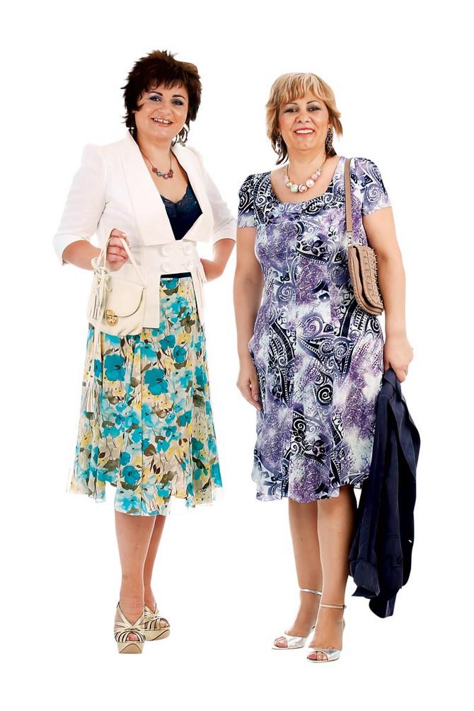 Moda Za Punije Dame 6 Modernih Letnjih Kombinacija Zena Rs