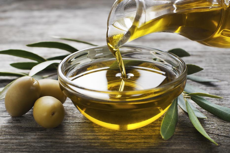 pénisz és olívaolaj