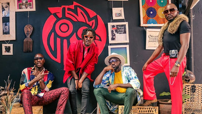 Kenyans turn the heat on Sauti Sol as new details emerge on why they cancelled their show (Video)