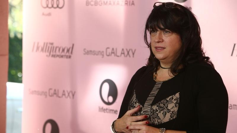 E.L. James (fot. Getty Images)