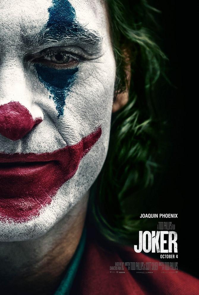 Hoakin Finiks kao Džoker
