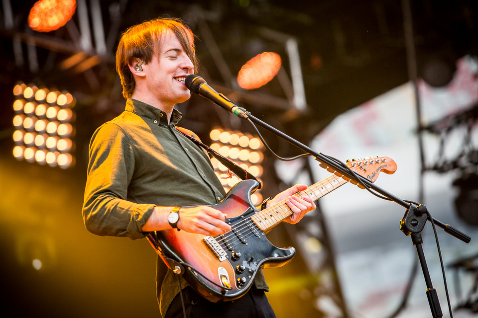 Bombay Bicycle Club na Orange Warsaw Festival 2014