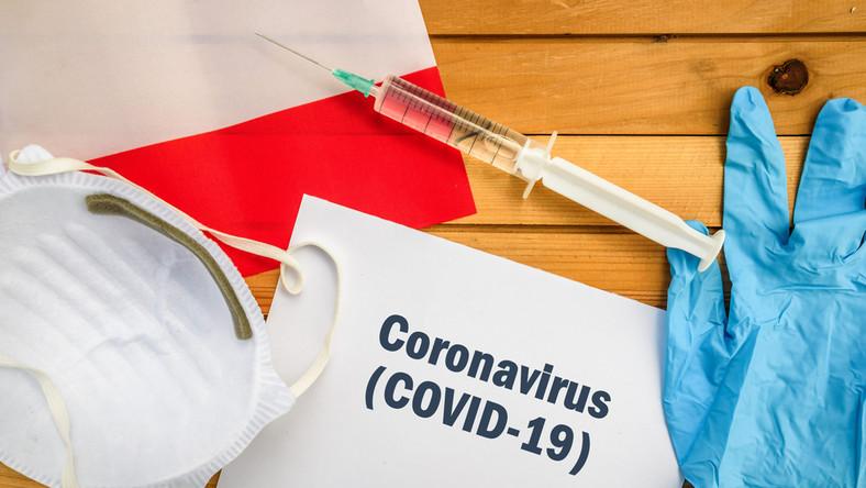 Koronawirus. Polska
