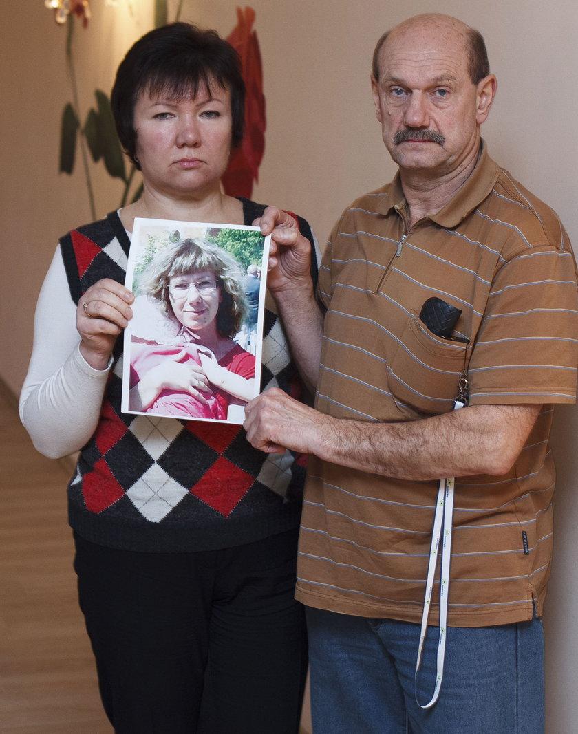 Katowice. Zatrzymanie policjanata Marka G., męża zaginionej Anny Garskiej