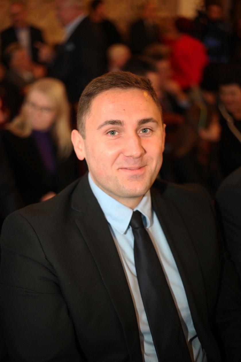 Piotr Borawski, radny PO z Gdańska