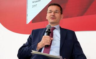 Morawiecki: Szkolnictwo zawodowe potrzebne do rozwoju gospodarczego