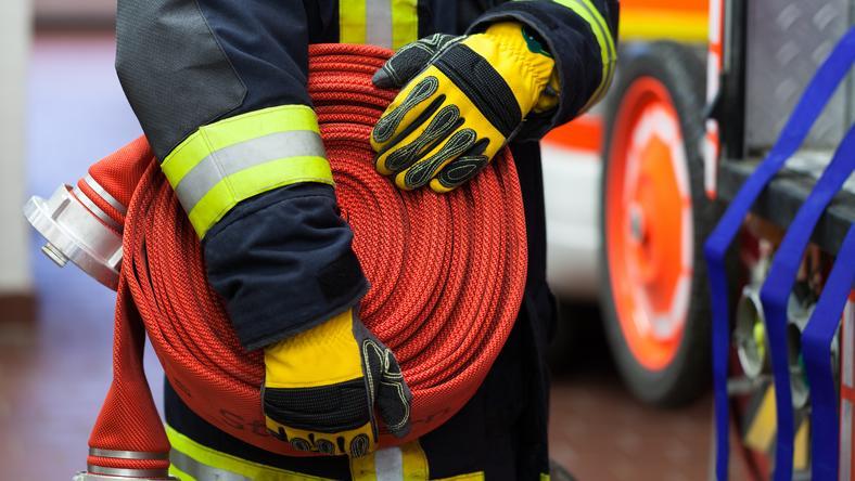 Osiem osób zginęło w pożarze uszkodzonego przez Irmę domu opieki na Florydzie
