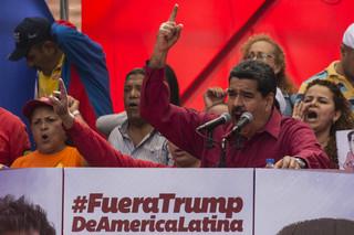 Maduro: Wenezueli nie można grozić, panie Trump
