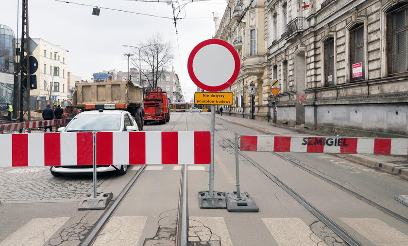 Po ul. Zielonej nie będą jeździły tramwaje. Początek prac i utrudnień w ruchu jest planowany na 25 kwietnia.