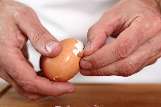 Evo kako da oljuštite jaje za 10 sekundi