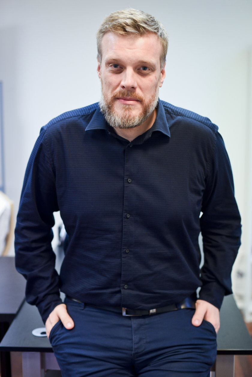 Adrian Zandberg - Lewica
