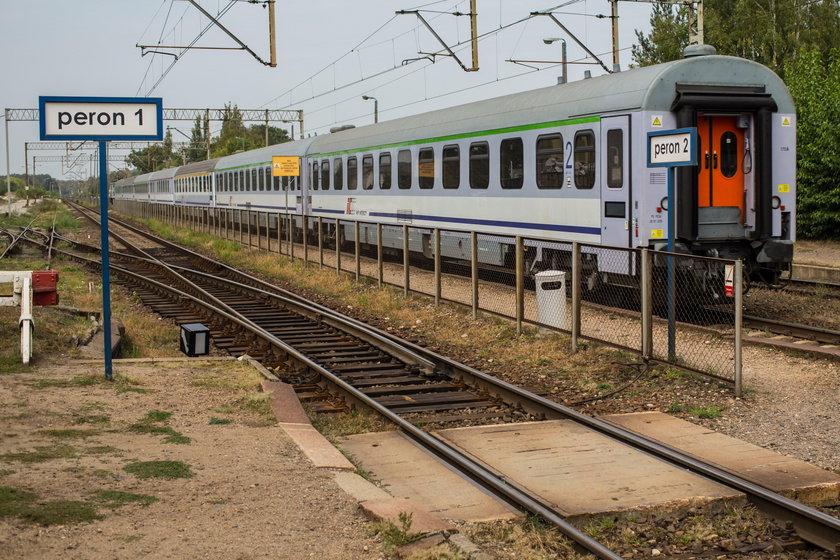 Modernizacja linii kolejowej Poznań – Rokietnica