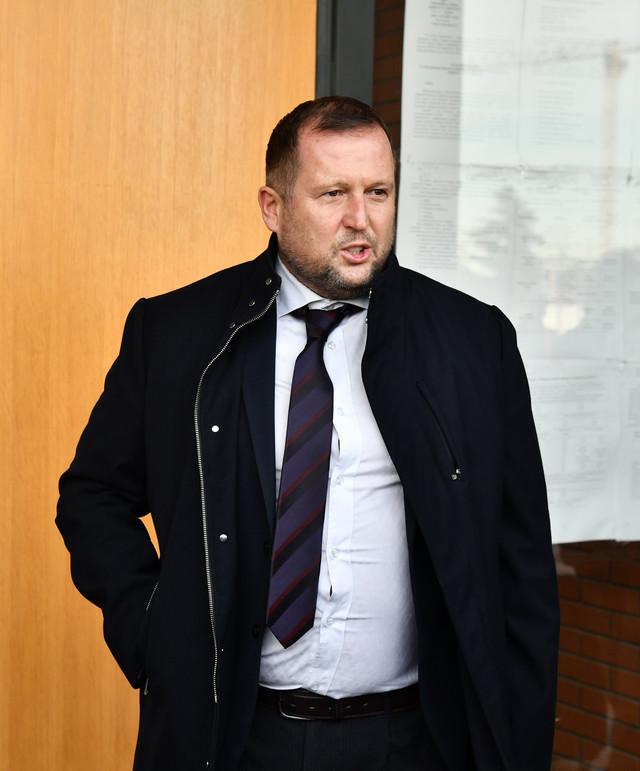 Zoran Jakovljević, advokat Miroslava Mike Aleksića