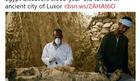 NEVEROVATNO OTKRIĆE U grobnici u Luksoru nađena mumija stara 3.500 GODINA (FOTO)