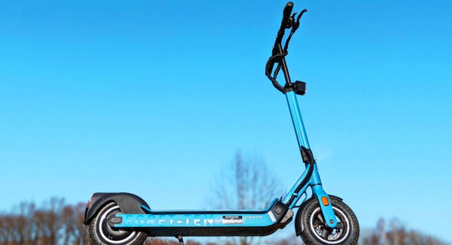Egret Ten V4 im Test: Der fast perfekte E-Scooter