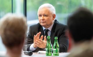 Kaczyński: Uważam, że to my wygramy wybory parlamentarne