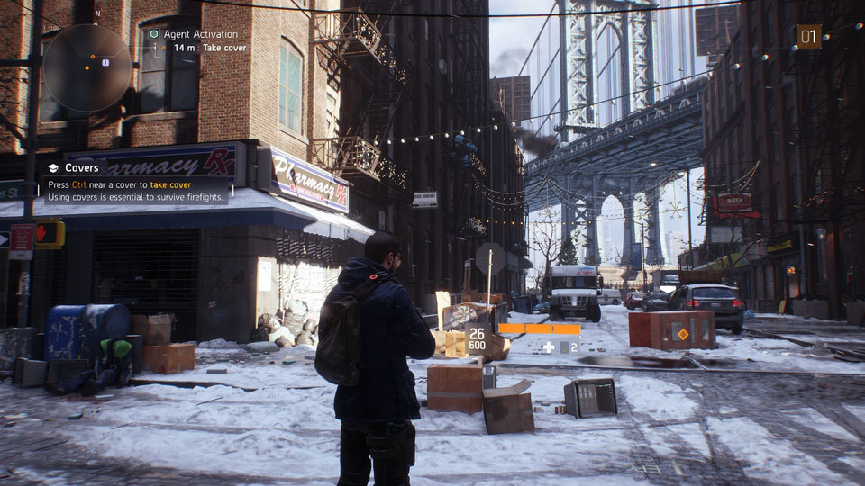 Tom Clancys The Division