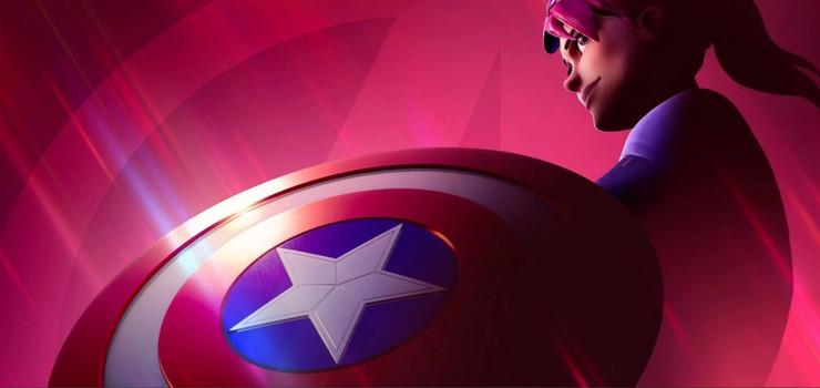 Fortnite i Avengers