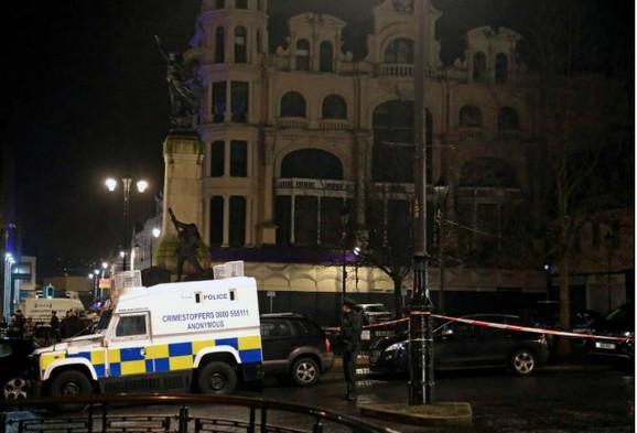 Učestalo nasilje u Severnoj Irskoj