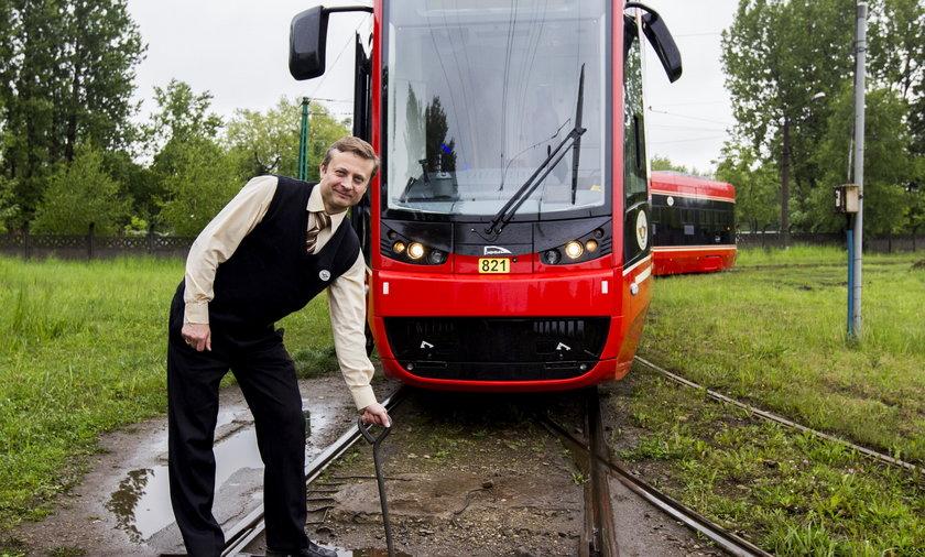 zwrotnica tramwajowa