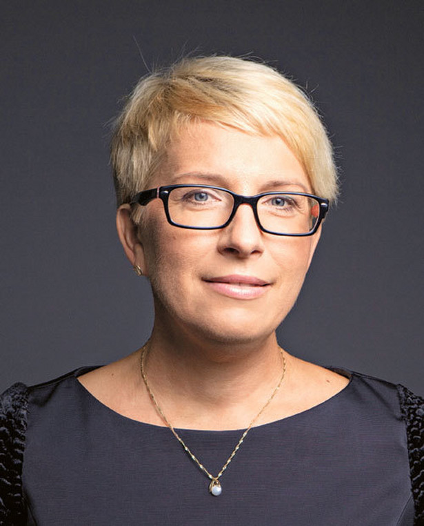 Małgorzata Ławnik – Dyrektor Pionu Personalnego Kaufland Polska