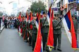 Vojska Srbije, Oslobođenje Beograda, Defile