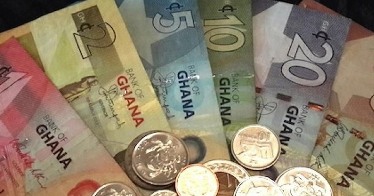 Ghana Cedi To Fall By 8 6 Percent