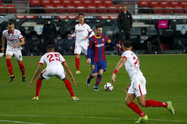 Lionel Mesi - FK Barselona