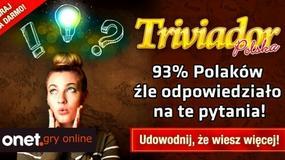 Nienawidzę poniedziałków, więc gram - Triviador Polska