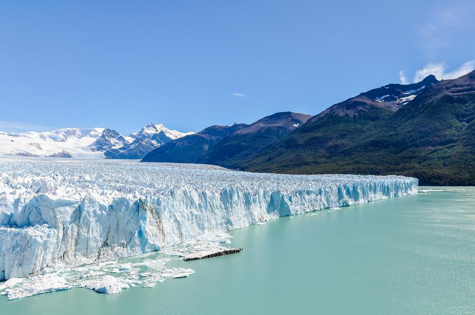 Lądolód Patagoński, Argentyna