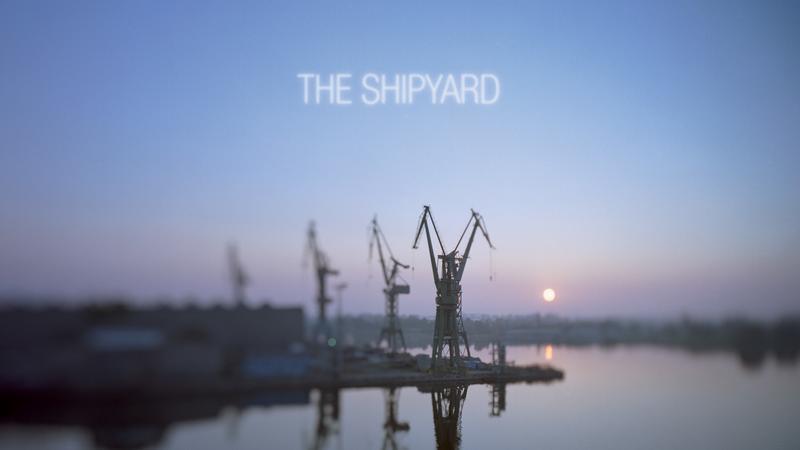 "The Shipyard - ""We Will Sea"""