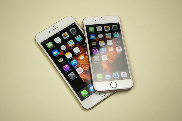 Test Apple Iphone 6s Und Iphone 6s Plus Techstage