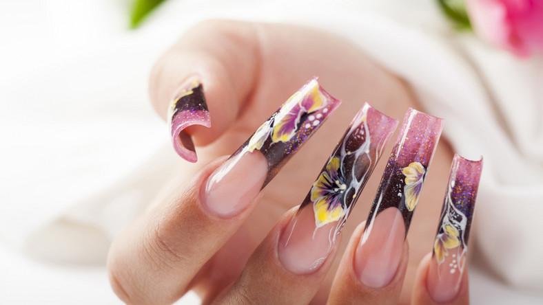 Jakie zdobienia paznokci będą modne latem 2014?