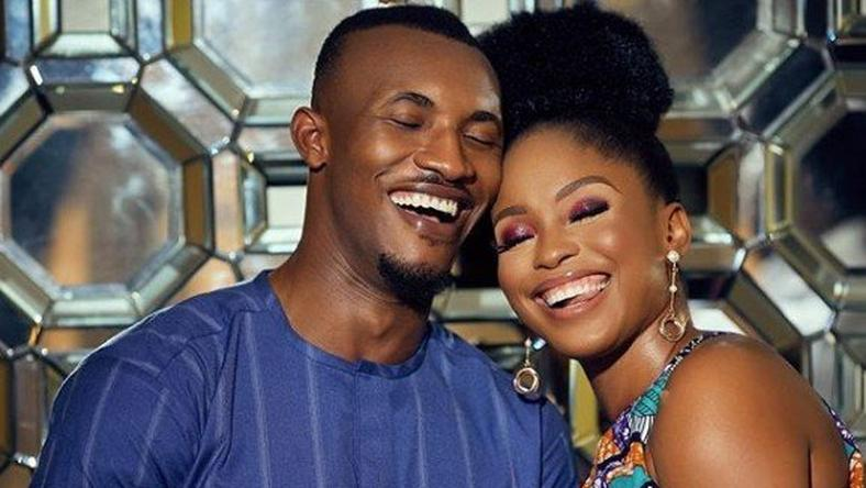 Gideon Okeke and Chidera excited and full of love ahead of their wedding. [Credit: Instagram/Gideon Okeke]