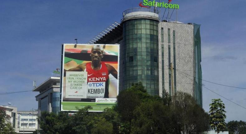 Safaricom Headquarters in Westlands, Nairobi