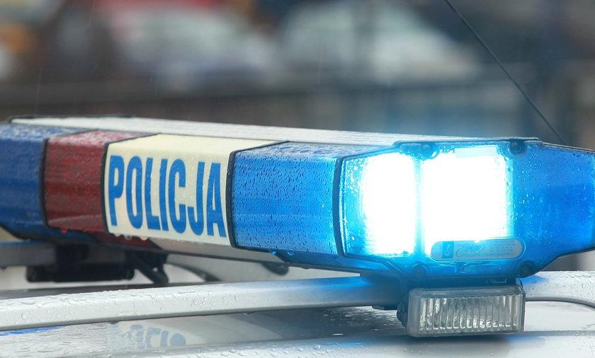 Policja szuka sprawców napadu na seniora w Ostrowie Wlkp.