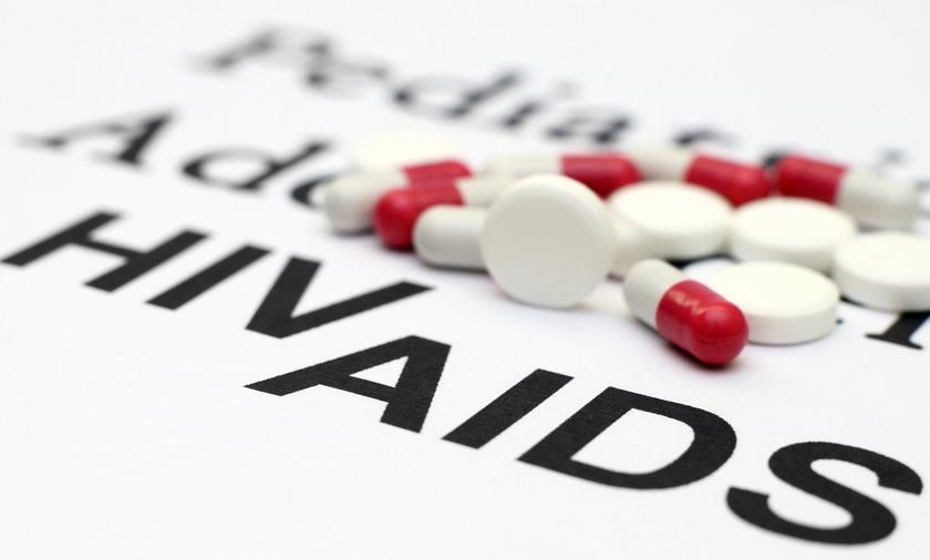 Coraz więcej zachorowań na AIDS