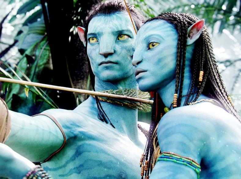 """Avatar"" ciągle numerem jeden"