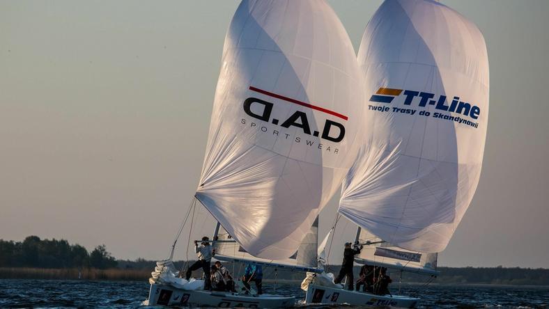 Żeglarski Puchar Świata startuje na Pomorzu Zachodnim