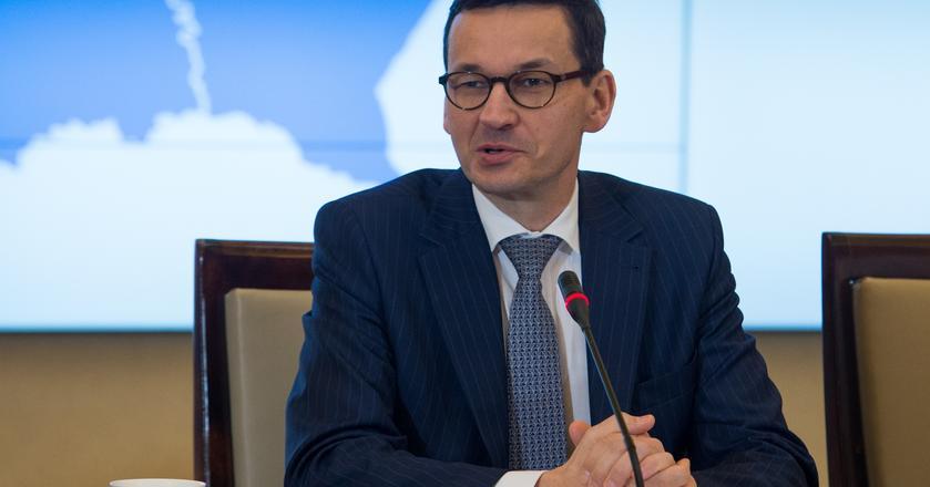Mateusz Morawiecki chce znieść granicę stref ekonomicznych