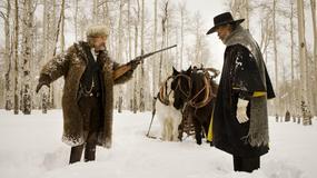 """Nienawistna ósemka"": Quentin Tarantino, Agata Christie i morze krwi"
