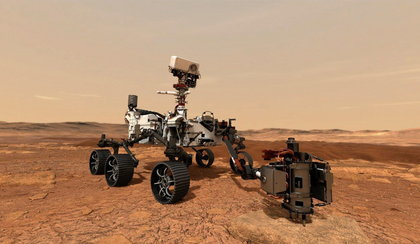 Łazik NASA wylądował na Marsie. Czym będzie się zajmował?