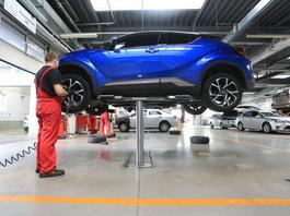 Używana Toyota C-HR - jest modna, ale czy niezawodna?