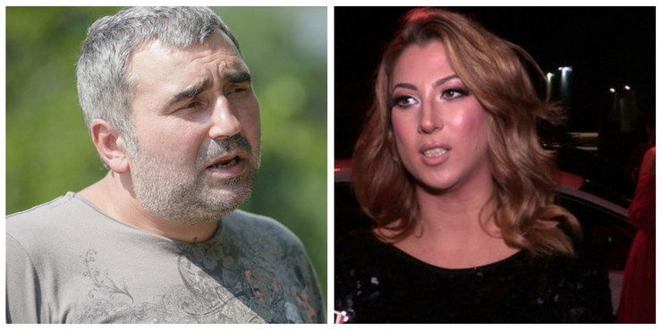 Miki Đuričić i Nadežda Biljić