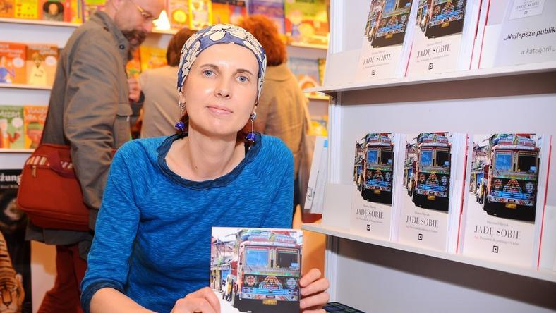 Marzena Filipczak (fot. Piotr Wygoda)