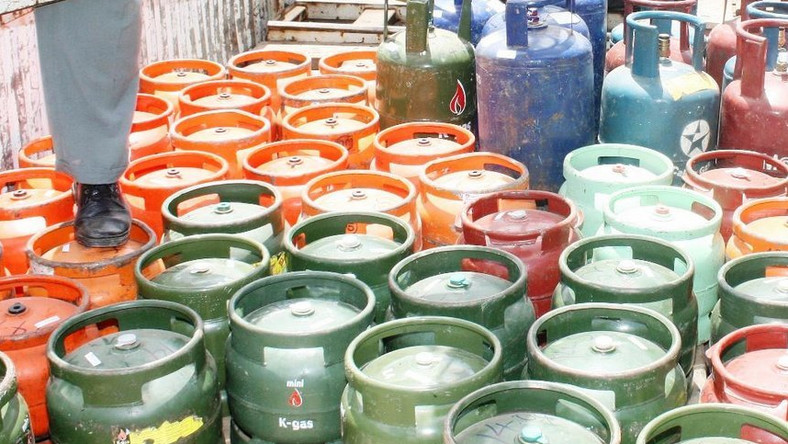 Image result for gas cylinders in kenya
