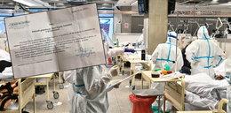 43 zł za narażanie życia. Tak zarabiają pracownicy szpitali walczący z pandemią. To się w głowie nie mieści...