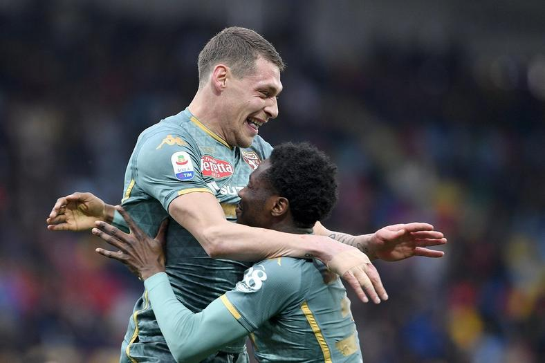 Ola Aina grabbed an assist in Torino's win (Twitter/Torino)